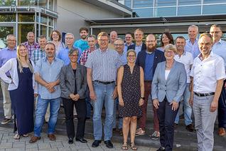 Bad Marienberger Stadtrat 2019 bis 2024 und Bürgermeister der Verbandsgemeinde Andreas Heidrich